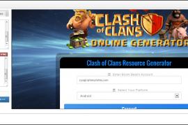 Online Generator Template